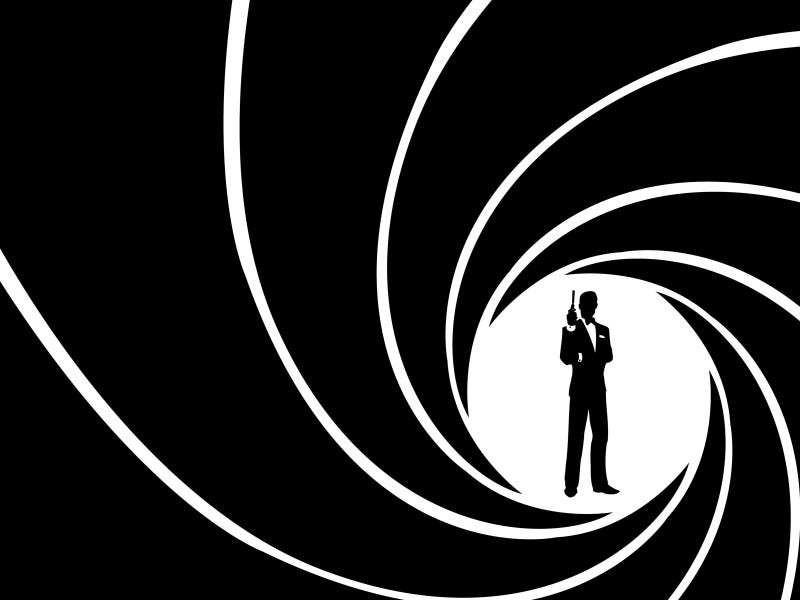James Bonds, Ranked