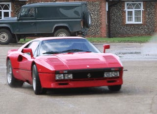 Count the Ferraris