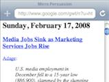 Useful Mobile Browser Bookmarklets