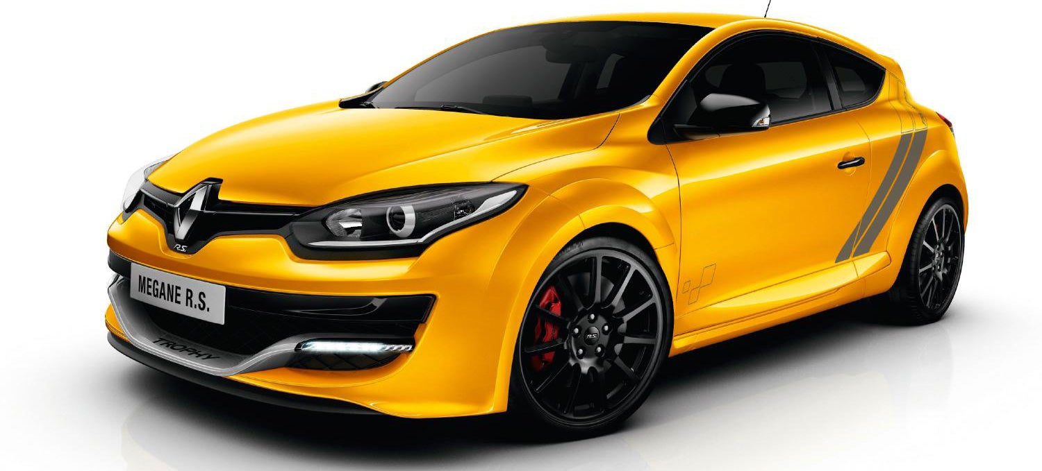 The Renaultsport Megane 275 Trophy Is Europe's New Hottest Hatchback