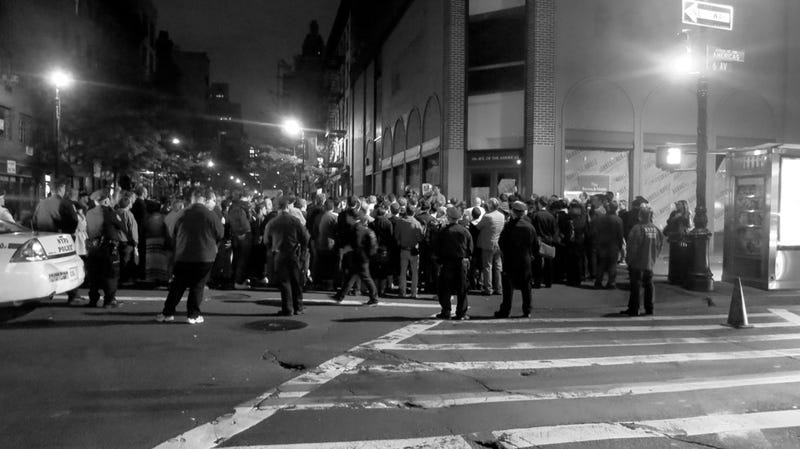 Vigils Continue for Mark Carson, Murdered in Anti-Gay NYC Shooting
