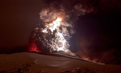 European Volcano Causes Aussie Game Delays