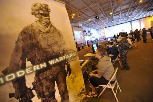 Modern Warfare 2 Charity Raises Unemployment Awareness By Handing Out Games