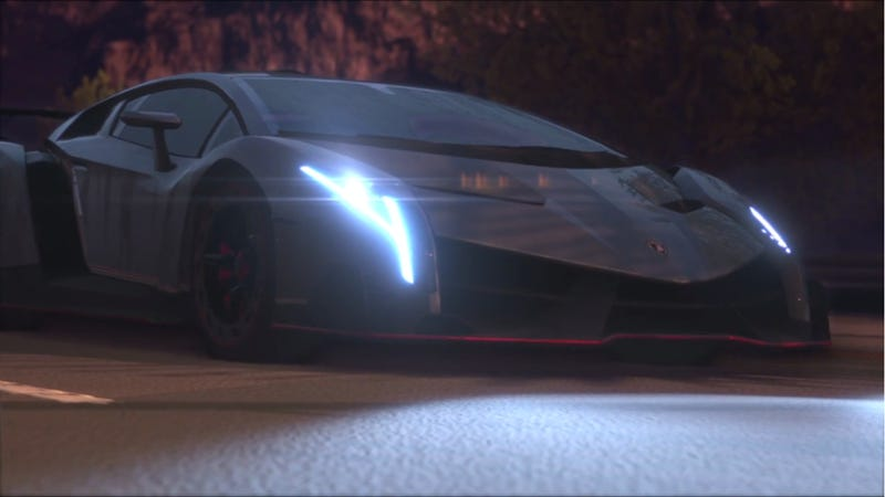 Is Need For Speed Rivals The Only Way To Drive The Lamborghini Veneno?
