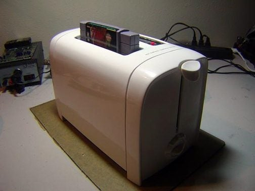 Super Nintoaster — It's for Breakfast Now!