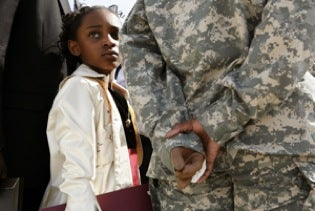 Military Moms Call For More Support In Family Planning