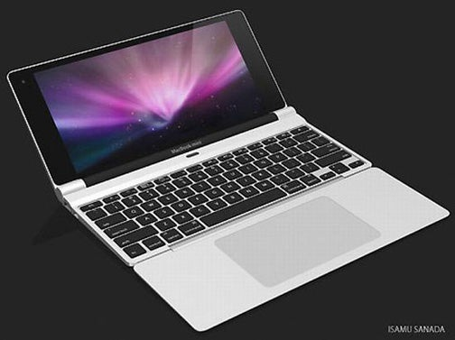 The Apple Netbook, if Designed by Sony