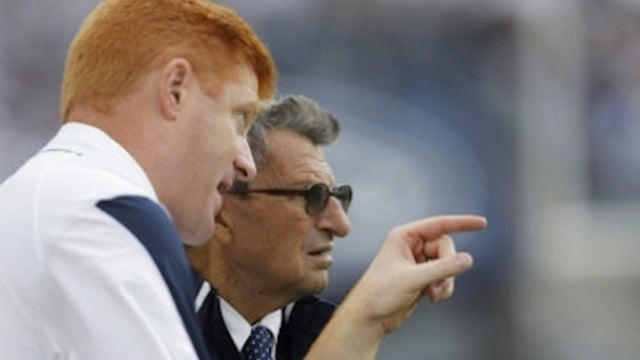 Here's The Law That Lets McQueary And Paterno Off The Hook