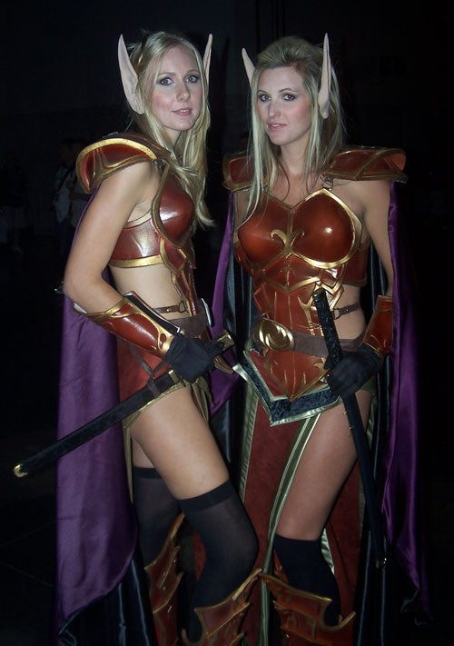 The Obligatory BlizzCon 2008 Cosplay Post