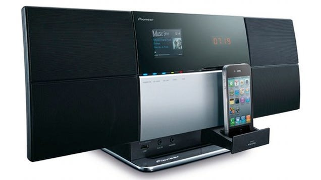 Pioneer Ipod Radio Pioneer's New Ipod Docks Get