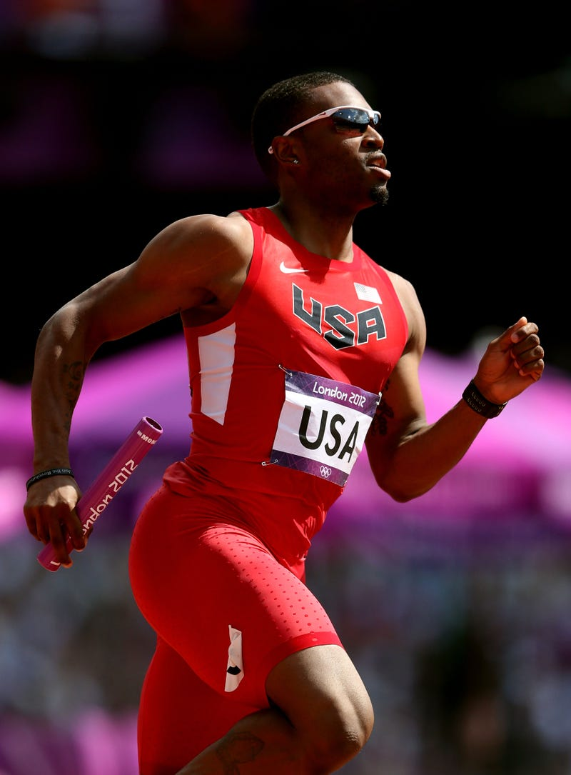 American Relay Runner Broke His Leg, Still Finished His Run