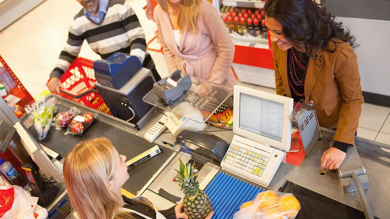 Why Express Checkout Lanes Are a Waste of Time
