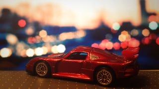 [CUSTOM] Small Changes - Porsche 911 GT1 Straßenversion