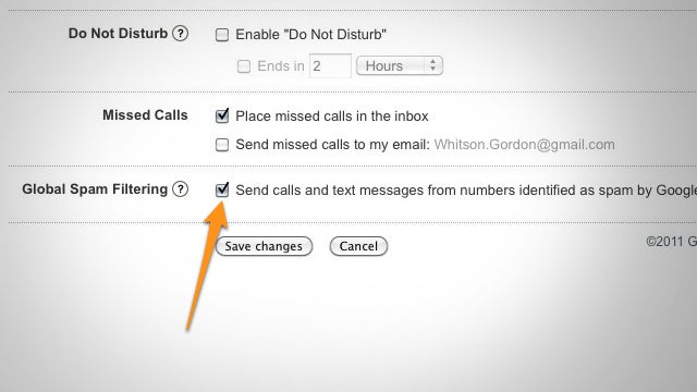 Google Voice Adds Global Spam Filtering for Unwanted Calls