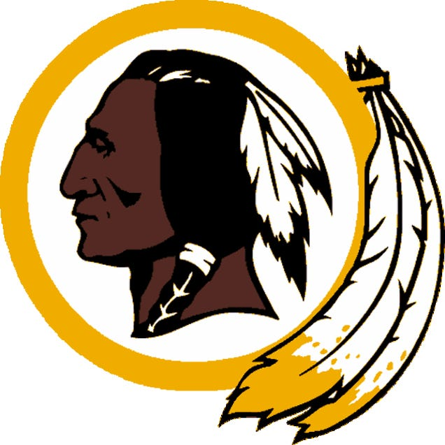 Photoshop Contest: The Redskins Logo
