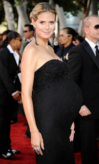 Does This Pregnancy Make Me Look Fat?