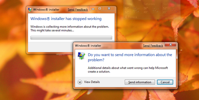 Win 7 Tip: Fix That MSI Installer Bug And Get Apps Running Again