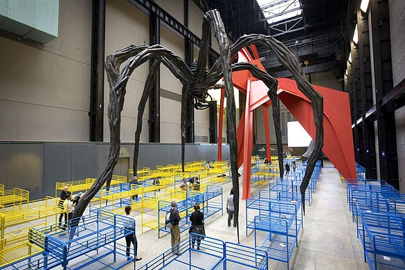 Tate Modern Exhibit Imagines London's Apocalyptic End
