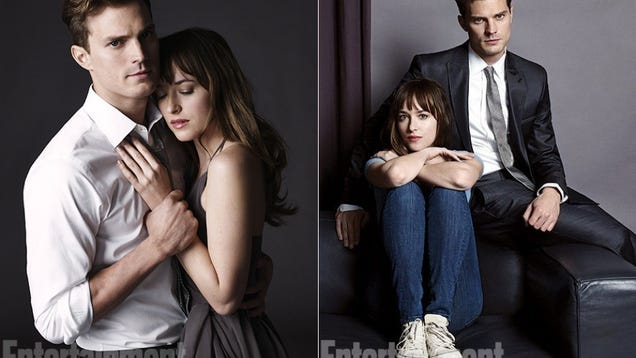 Double Crap: Fifty Shades of Grey Stars Can't Fucking Stand Each Other