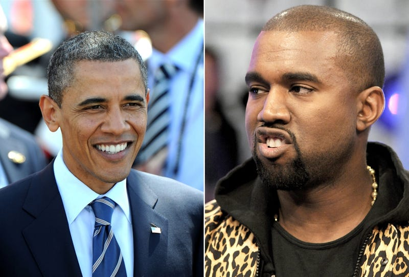 President Obama Prefers Jay-Z, Thinks Kanye West Is A Talented Jackass