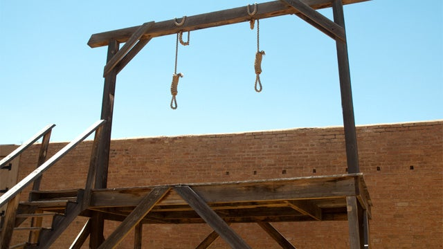 Iran Hangs Three Men For Having Gay Sex