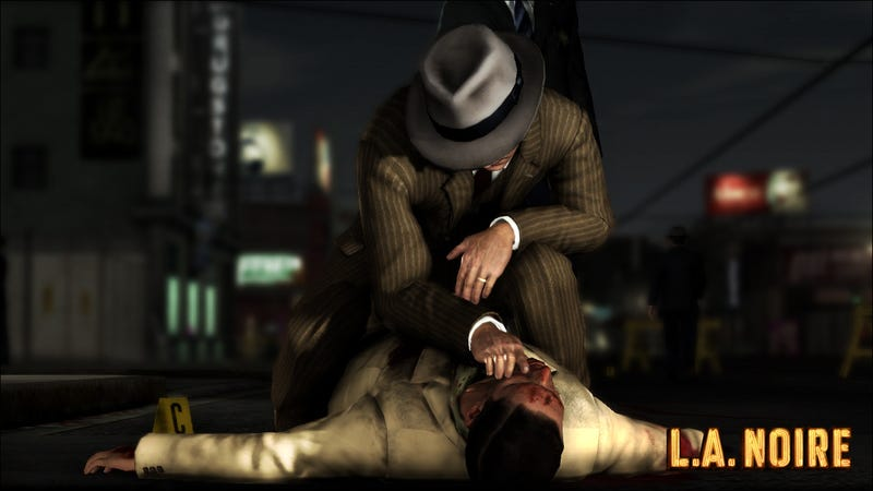 L.A. Noire Can Be Rockstar's Easiest Game or One Of Its Toughest (Your Choice)