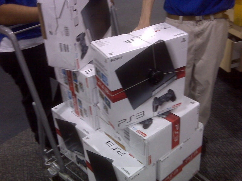 Best Buy Offering Free Games To Prevent PS3 Slim Trade-Ins