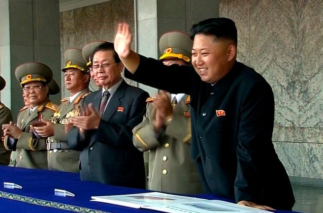 North Korea: This is really behind Kim Jong-UN's 'super great' weapons system. they were just smaller devices