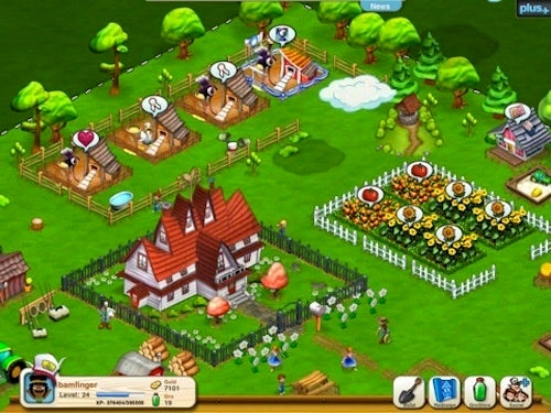 The We Farm App Is An Imitation FarmVille For Your iPad