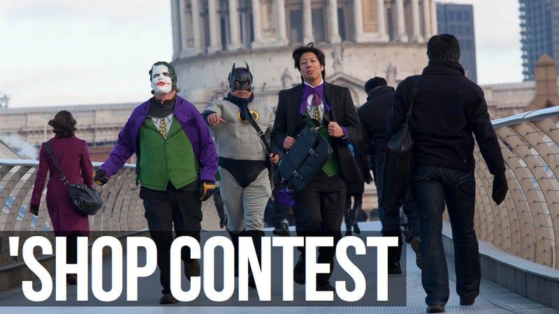 Gotham City 'Shoppers