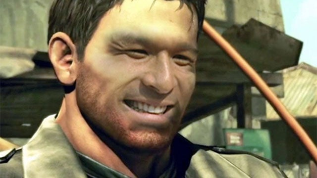 Resident Evil Character Turned into a Sad-Faced Japanese Meme