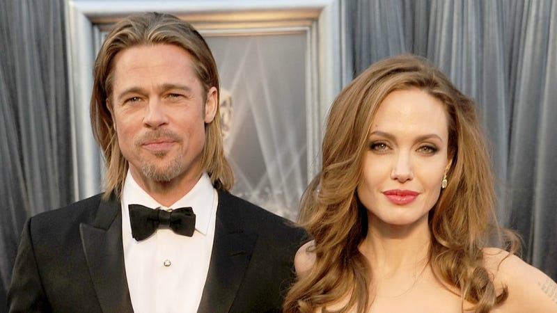 Brad Pitt and Angelina Jolie Can't Agree On Matrimonial Tattoos Because Life is Hard