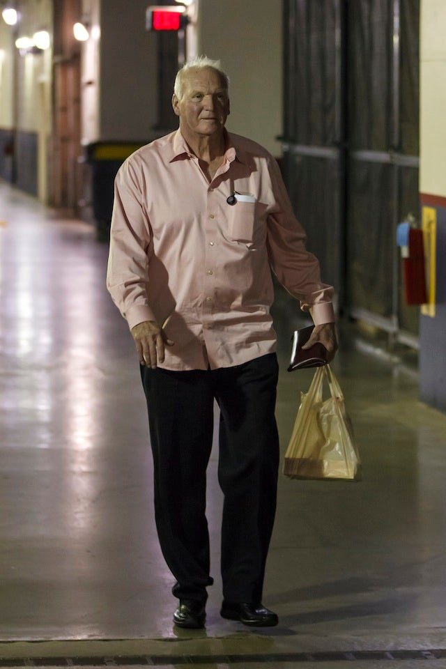 Charlie Manuel Takes His Shorti Hoagie And Walks Off Into The Sunset