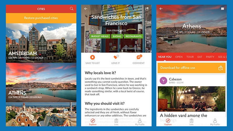 The 9 Best Travel Apps for Exploring Cities