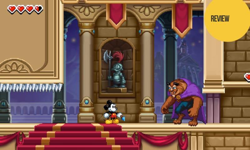Disney Epic Mickey: The Power of Illusion: The Kotaku Review