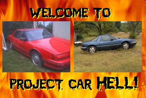 Project Car Hell, Mad Scientists Of GM Edition: Buick Reatta or Oldsmobile Trofeo?