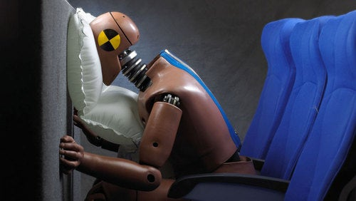 Your Next Plane Seat May Well Have an Airbag