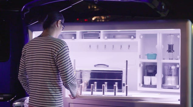 Nissan Ultimate Smart BBQ