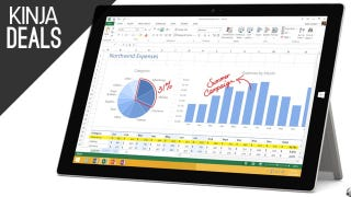 Save $100 on a Surface Pro 3, Plus Score a $100 Amazon Gift Card