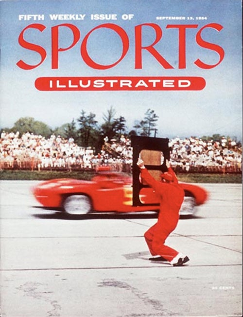 Sports Illustrated And Cars: A Look Back