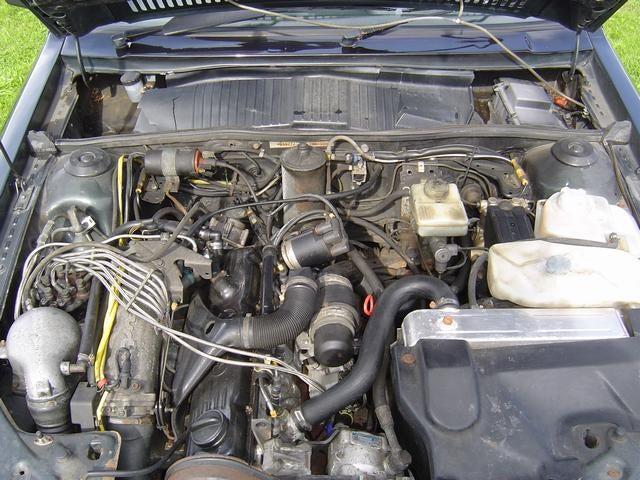 1987 Audi Quattro Turbo
