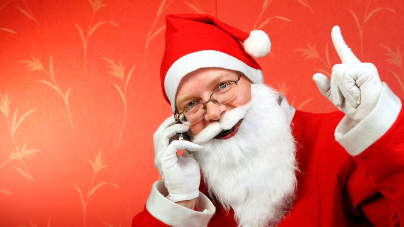 Kiddie Corner: Yes, Kids, Santa's Phone Number is 911