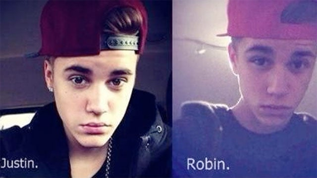 Justin Bieber Has an Uncanny Doppelgänger, and He Isn't Even a Lesbian
