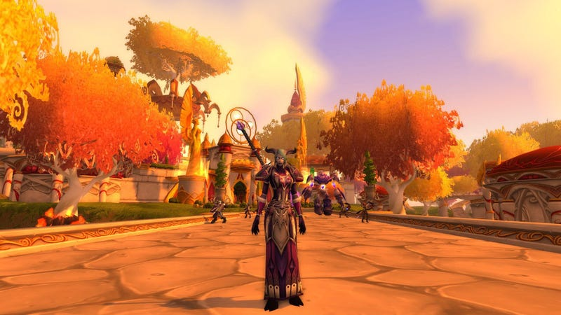 Blizzard's Plan To Get Rid Of Gaps Between World Of Warcraft Expansions
