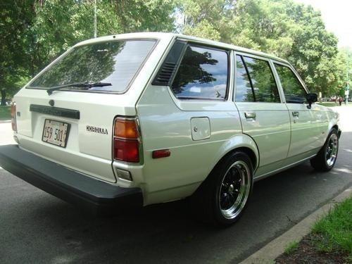 For $6,500, Wankel Wagon, Wankel Wagon!