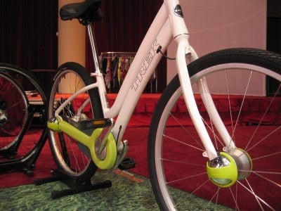 Trek Lime Bicycle Now Shipping, Has Electronic Automatic Transmission