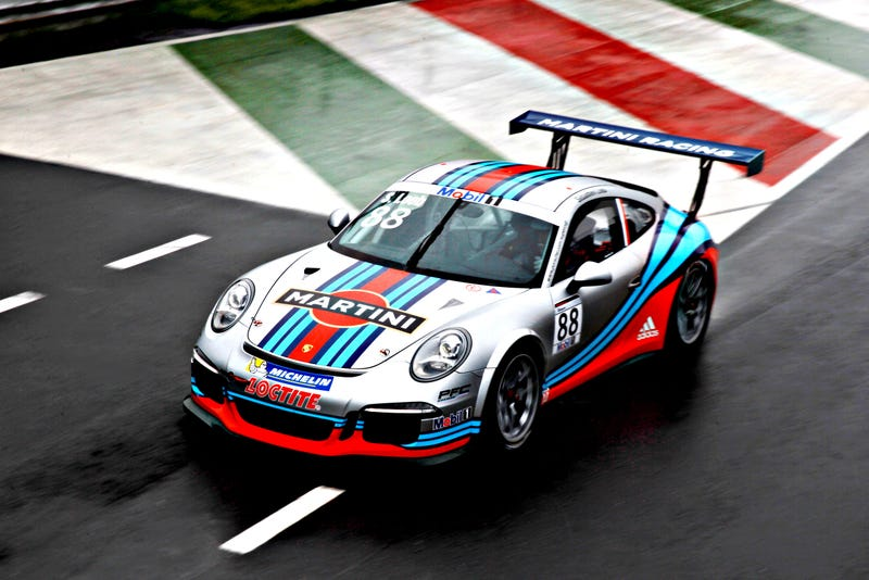 Porsche's New Martini Racing Livery Is Perfect