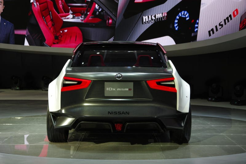 The Nissan IDx Nismo Concept Is The Rebirth Of The God Damn Datsun 510