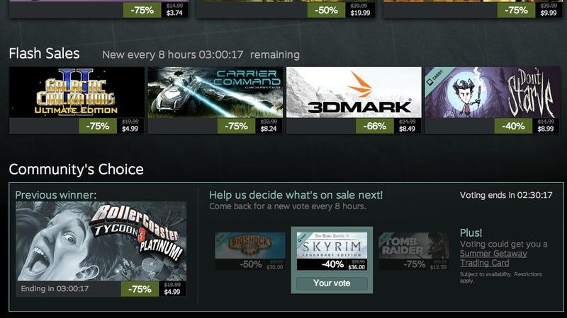 Moneysaver: Steam Sale Day 5 Breakdown [Updated Tuesday 10am]