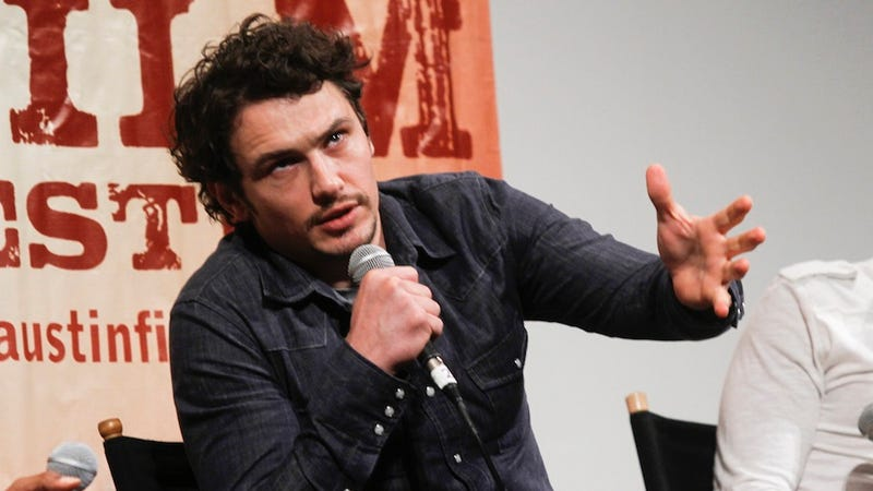 NYU Is Standing by James Franco, the World's Second Best Entertainment Blogger